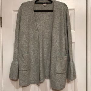A new day cardigan